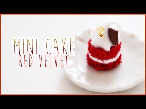 Mini Cake Red Velvet