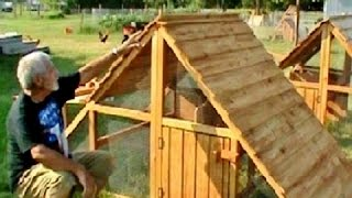 Portable large chicken coops for sale-