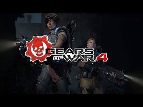 Gears of War 4 - Beta - First Match - Harbor - 1080p - 60fps