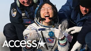 Astronaut Christina Koch Breaks Record For Longest Space Flight For Woman After 328 Days