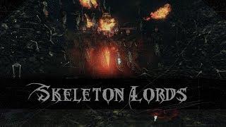 Dark Souls 2 Randomized: Skeleton Lords boss fight