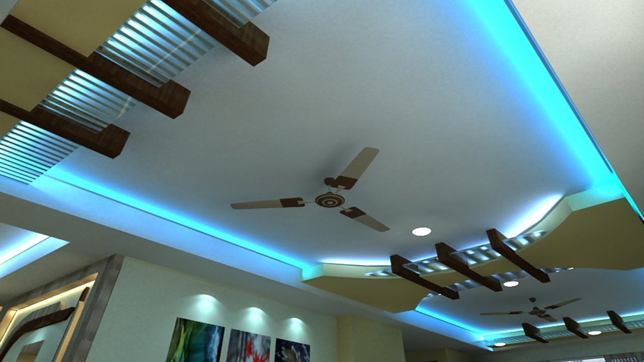 Ceiling Design For Hall In India Ceiling Design Pictures 2018 Ceiling Design Ideas Youtube