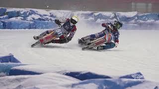 Ice speedway world championship 2021 Ледовый спидвей Чемпионат мира 2021 глазами Дмитрия Хомицевич