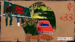 Let's Play John, The Zombie #33 Mit Karacho durch die Mauer?