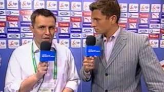 MŚ 2006: kucharz zamiast trenera i piłkarzy cz.5 (konferencja w Barsinghausen, 11.06.2006)