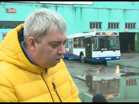 В Ярославль доставили автобусы из Москвы