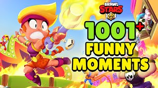 1001+ FUNNY MOMENTS of RO Subsribers 🌟 Brawl Stars 2020 Wins, Fails, Glitches & More