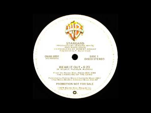 Stargard - Wear It Out (Warner Brothers Records 1979)