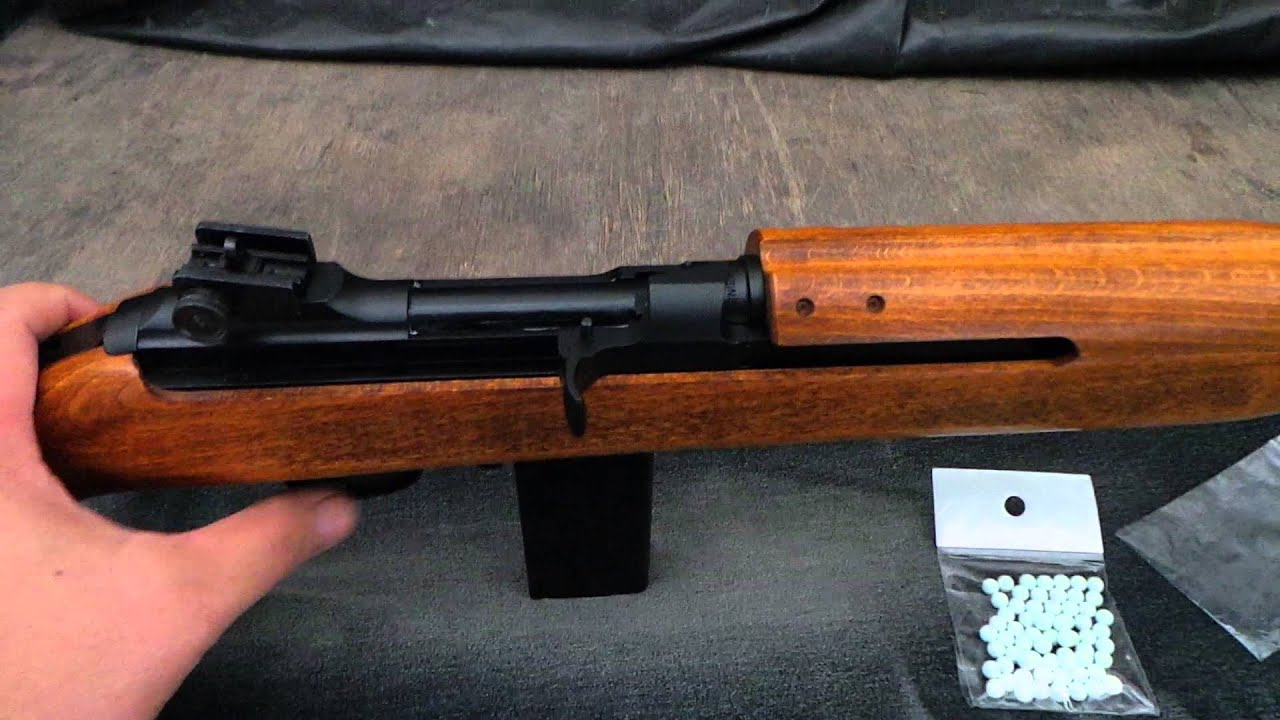 Hobby Bb Gun World Review Airsoft Marushin M1 Carbine