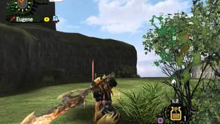 [PS2] Monster Hunter 2 Dos - Rathalos (PCSX2/HD)