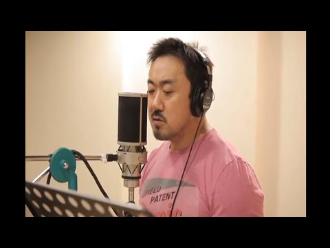Ma Dong Seok/마동석/Don Lee Sing For Ost. Marriage Blue/결혼전야 Movie (2013)