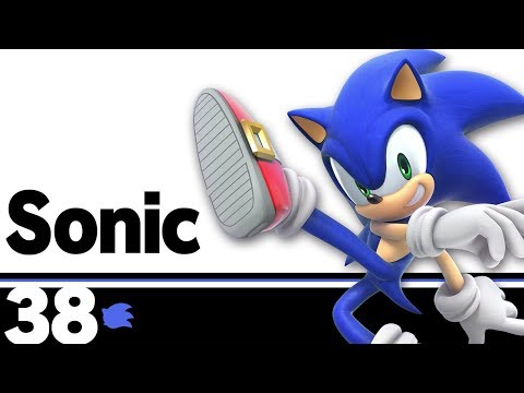 The Ultimate Super Smash Bros  Character Guide: Sonic - Geek com