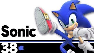38: Sonic - Super Smash Bros. Ultimate