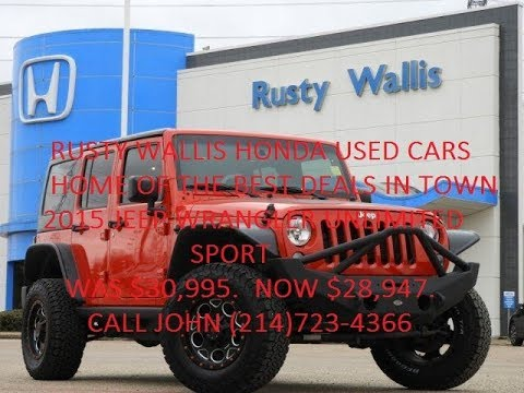 Used Jeep Wrangler Unlimited L Cheap Jeeps L Cheap Jeeps Near Me L