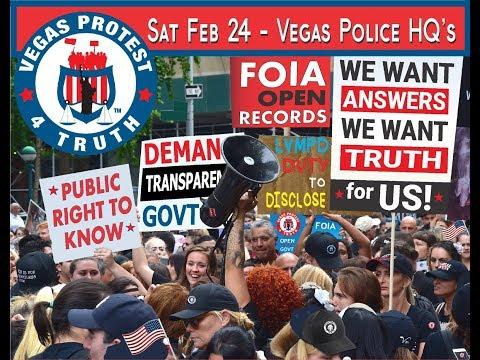 [LIVE] According to Joe Protest Las Vegas Shooting Massacre with Laura Loomer, Blackstone Intelligen