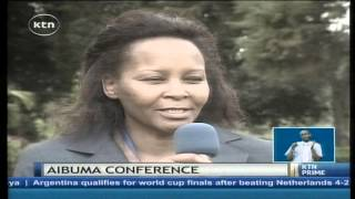 The fifth annual African international business and management conference begins