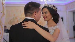Самая трогательная свадьба! Лучшие слова невесты и песня жениха!