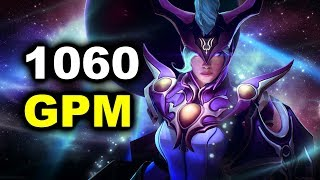 PAPARAZI Luna 1060 GPM World Record Dota 2