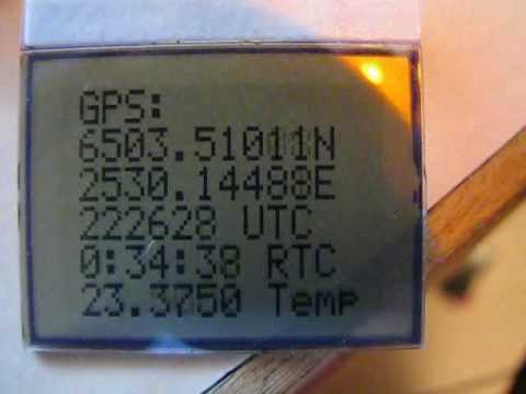 testing diy gps logger youtube. Black Bedroom Furniture Sets. Home Design Ideas