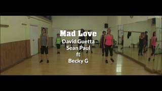 Mad love - David Gueta, Sean Paul ft Becky G