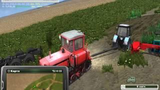 Repeat youtube video вытаскивание трактора из грязи в FARMING SIMULATOR 2013