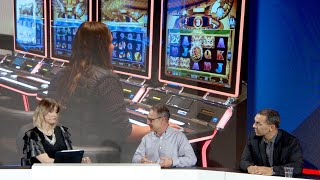 How slot machines could use facial recognition in the future ft. Konami (Live Stage Show)