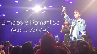 Baixar Nicolas Germano & Rodrigo Yukio - Simples e Romântico (Show Curitiba 10/03/2018)