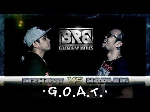 Episode #7 | MZhayt vs. Harlem: G.O.A.T. | Bolero Rap Battles