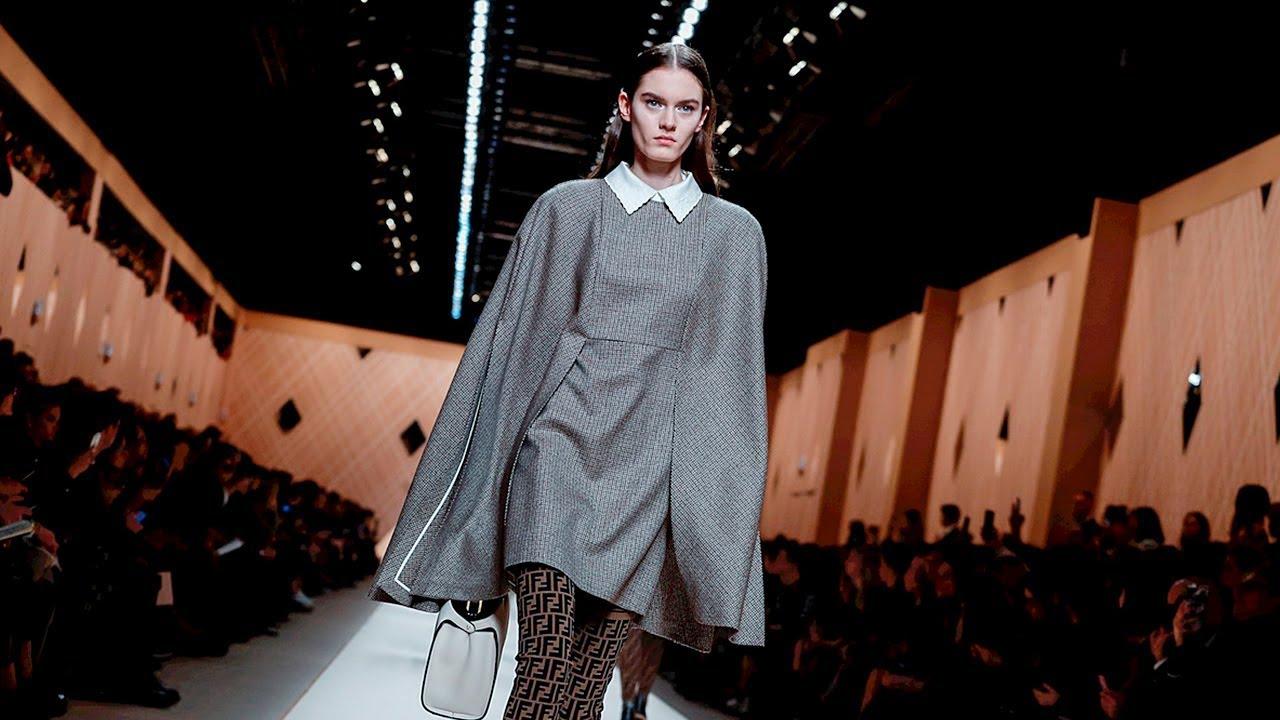 Fendi   Fall Winter 2018/2019 Full Fashion Show   Exclusive
