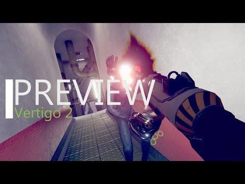 Vertigo 2 hands-on — This VR shooter has Valve-like potential