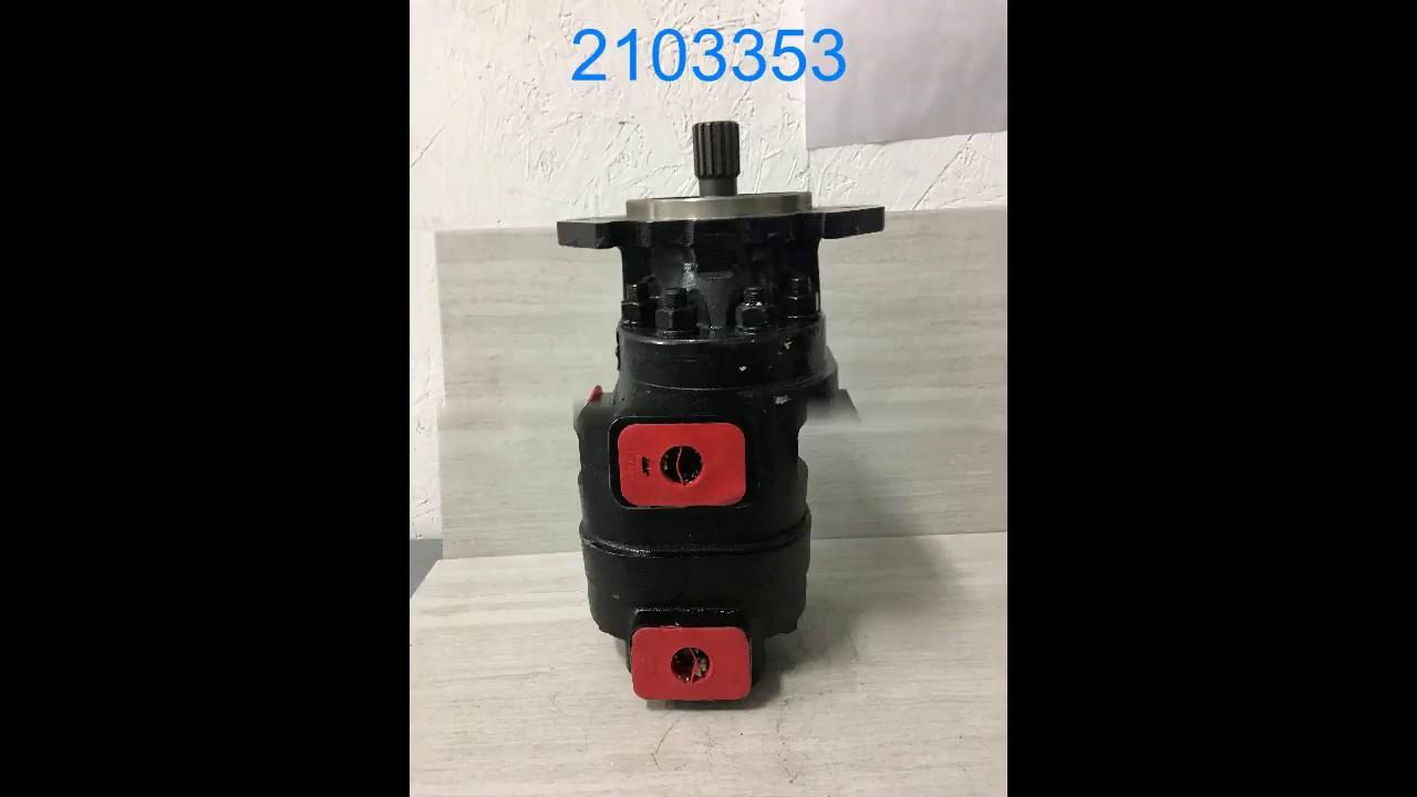 Haldex Replacement Pumps Series GC, G20, G30 - Hydraulic net