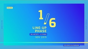 Electric Love Festival 2020 Line-Up Phase 1 of 6