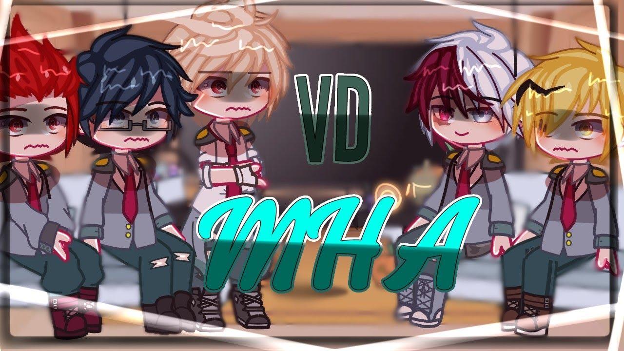 Download 💥||class 1.A react to |villain deku 🥦||MHA//BNHA||lil\\tododeku||💥