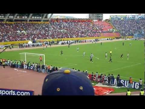 Deportivo Quito CAMPEON 2011 Gol Matías Alustiza