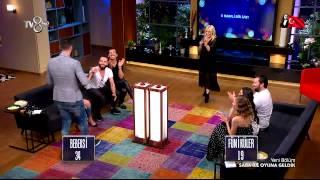 Saba ile Oyuna Geldik - Bas Basabilirsen Oyunu (1.Sezon 18.Bölüm)
