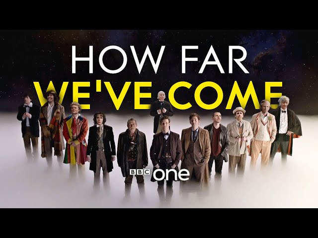 Doctor Who: How Far Weve Come - BBC One TV Trailer
