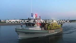 2020 Bouctouche Lobster Season 1st Day