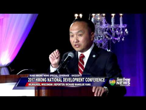 SUAB HMONG NEWS:  Steve Ly (Mayor, Elk Grove, CA) Keynote Speaker at 2017 HND Conference