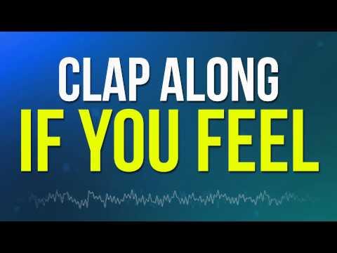 Create Audio Interactive Lyrics Video