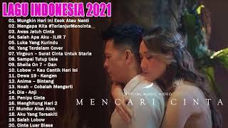 Download TOP Lagu POP Terbaru 2021 & Terpopuler    Enak didengar Saat Kerja    Judika, Mahen, Anneth