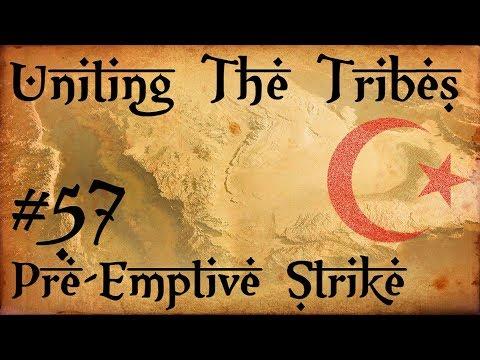 #57 Pre-Emptive Strike - Uniting The Tribes - Europa Universalis IV - Ironman Very Hard