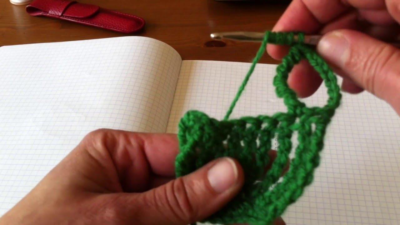 Créez Vos Modèles Au Crochet 3 Les Points De Base