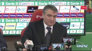 ONTV LIVE: Luigi De Canio nuovo allenatore della Ternana thumbnail