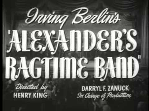 Alexander's Ragtime Band is listed (or ranked) 18 on the list The Best Tyrone Power Movies