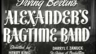 1938 Alexander's Ragtime Band - Movie Trailer