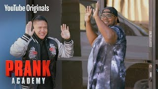 ROBBERY PRANK!!! ft. TIM DELAGHETTO | Prank Academy | Episode 11