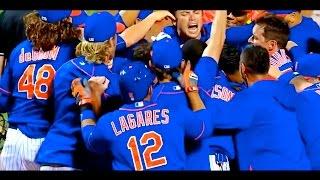 """Thank You Mets"" NYM 2015 Season"