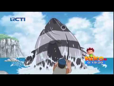 Film Kartun Doraemon   Menangkap Dewa Laut Bahasa Indonesia