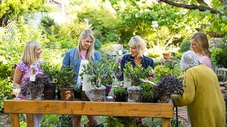 Mother's Day Container Planting Party // Southern Living Plant Collection