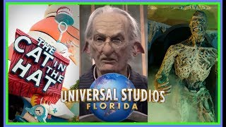 Top 6 BEST Animatronics at Universal Orlando! |Stix Top 6| Universal Studios & Islands of Adventure